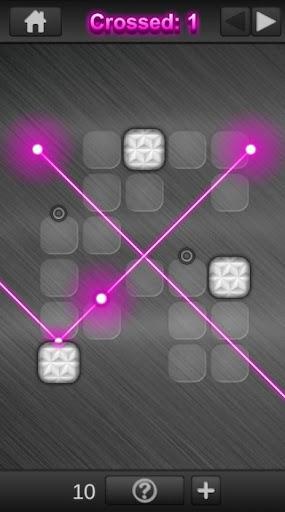 玩免費休閒APP|下載レーザーワールド:パズルゲーム app不用錢|硬是要APP
