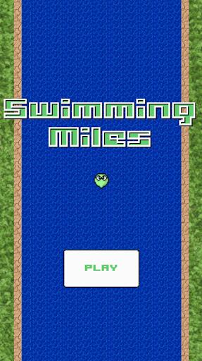 Swimming Miles