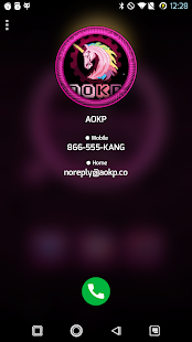PCB Pink ⁞ TSF Shell 3 Theme- screenshot thumbnail