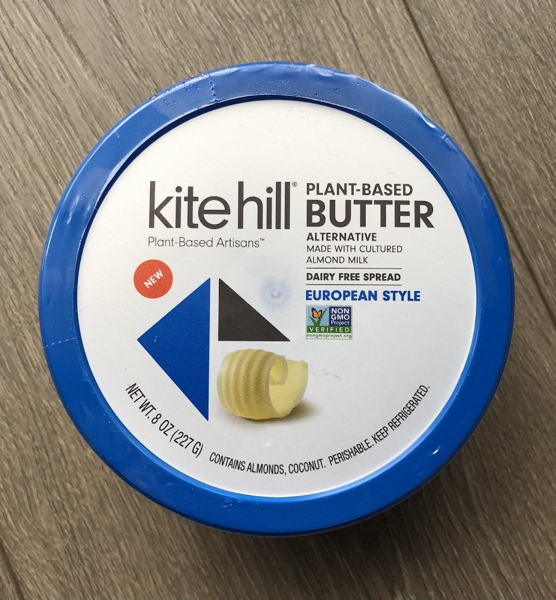 Plant-Based Butter