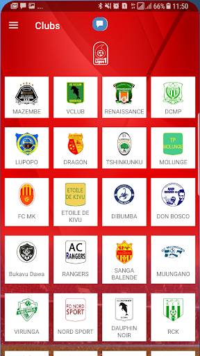Vodacom Ligue 1 Apps On Google Play