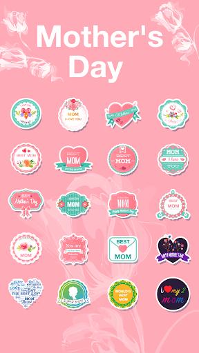 PC u7528 Mother's Day Emoji Sticker 1