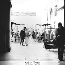 Wedding photographer Fabio Porta (fabioportaphoto). Photo of 03.05.2017
