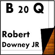 Robert Downey Jr Best 20 Quotes