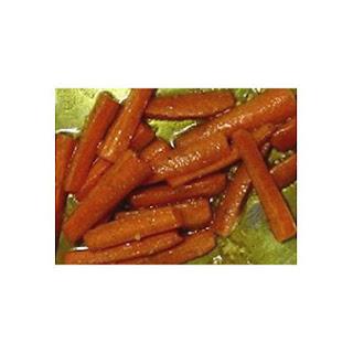 Savory Spiced Carrots