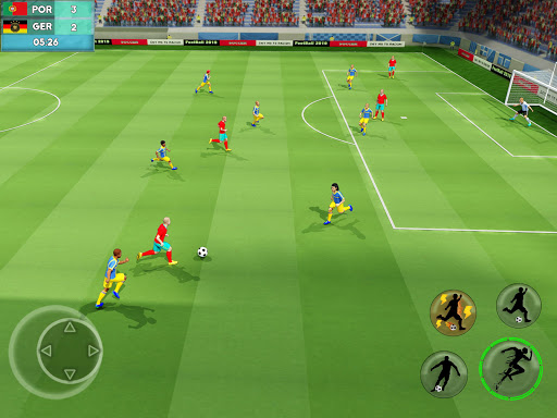 Play Soccer Cup 2020: Football League apkmr screenshots 8