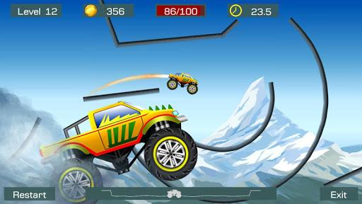 Monster Stunts -- monster truck stunt racing game  screenshots 2