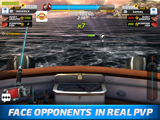 Fishing Clash: Catching Fish Game. Bass Hunting 3D image | 18