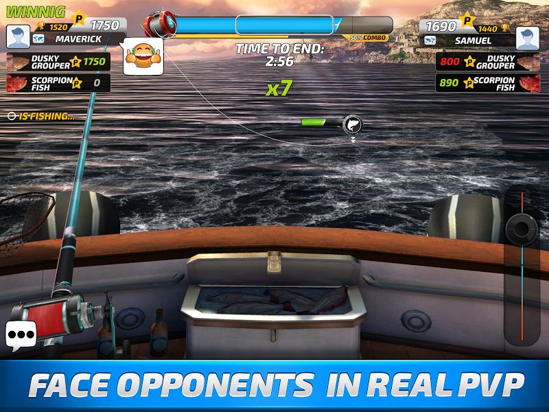 Fishing Clash: Catching Fish Game. Bass Hunting 3D Screenshot 17