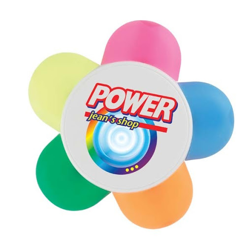 Flower Highlighter Pens