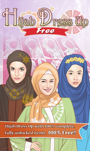 Hijab Dress Up Deluxe