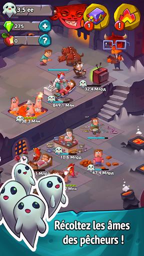Code Triche Idle Heroes of Hell - Clicker & Simulator Pro APK MOD screenshots 2