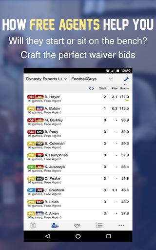 Fantasy Football Waiver & Trade Dominator 2018  image 6
