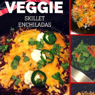 Veggie Skillet Enchilada