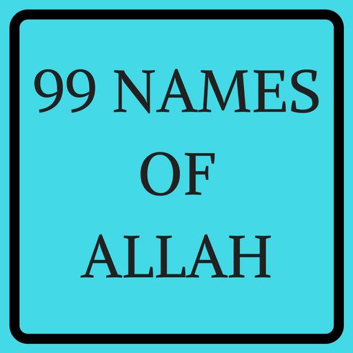 99 NAMES OF ALLAH WITH MEANING - Programu zilizo kwenye Google Play