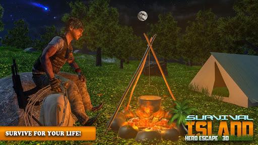 Survival Island: Hero Survivor Escape Simulator 3D 1.0 {cheat|hack|gameplay|apk mod|resources generator} 3