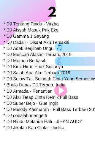 DJ Mantul 2019 - Full Bass Terbaru | Haning screenshot 5