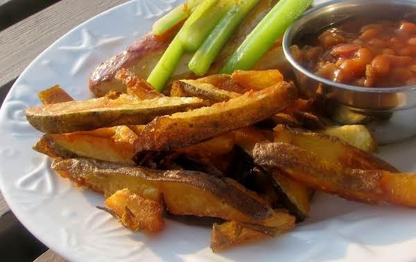Stovetop Fries