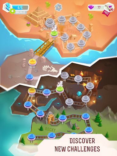 Chaseu0441raft - EPIC Running Game apkpoly screenshots 12