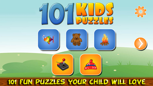 101 Kids Puzzles android2mod screenshots 9