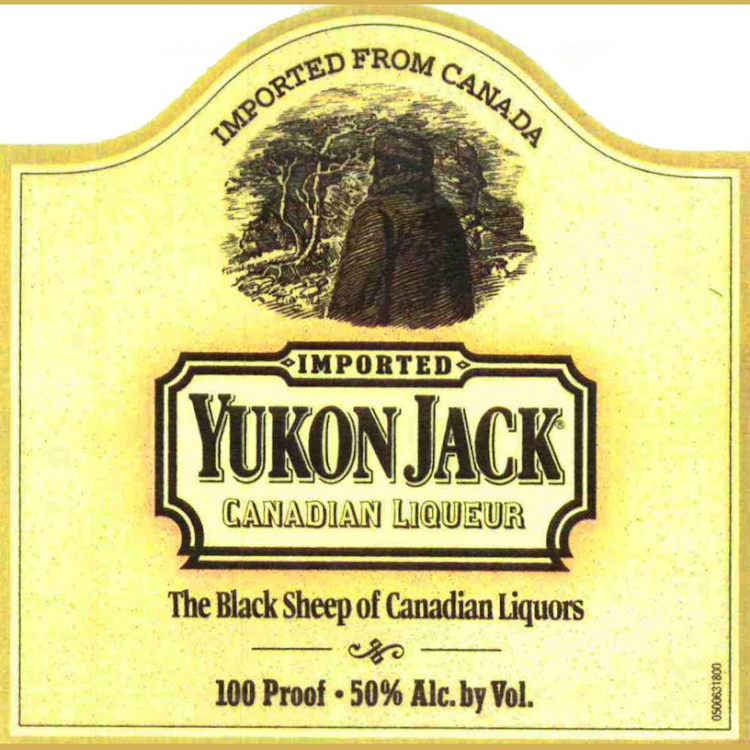 Logo for Yukon Jack Trading Co.