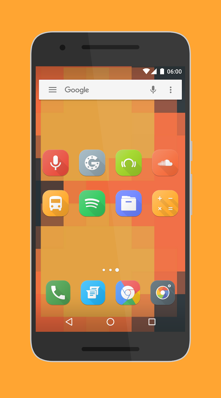 Toca UI - Icon Pack Screenshot 2