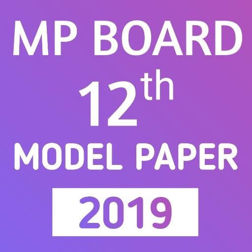MP Board 12th Model Paper 2019 | Sample Paper I sc - Apps on