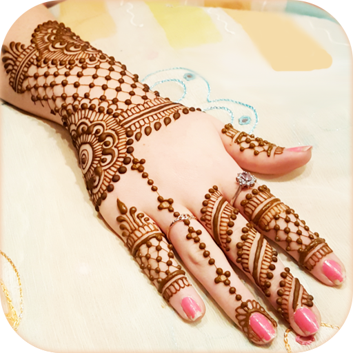 Stylish Finger Mehndi Designs (app)