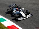 Pierre Gasly zorg voor een stunt van jewelste in de GP van Italië