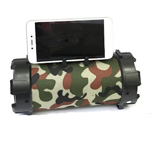 Boxa portabila Bluetooth 4W cu suport de telefon
