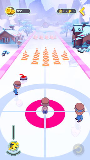 Curling Buddies