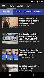 Malaysiakini - náhled