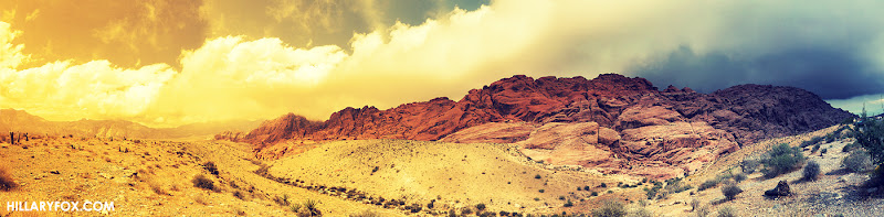 Photo: Escape to Red Rock - Photo by Hillary Fox