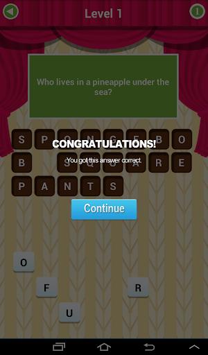Trivia & Quiz: SpongeBob Screenshot