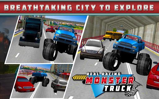 免費賽車:怪物卡車