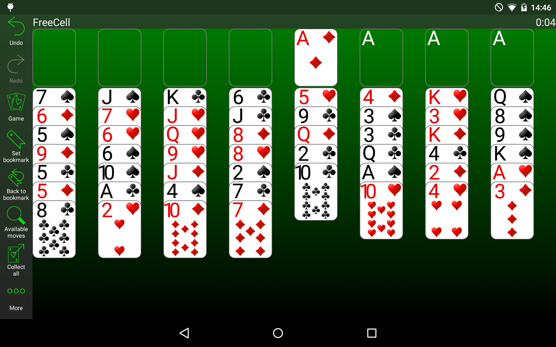 250+ Solitaire Collection screenshot #9