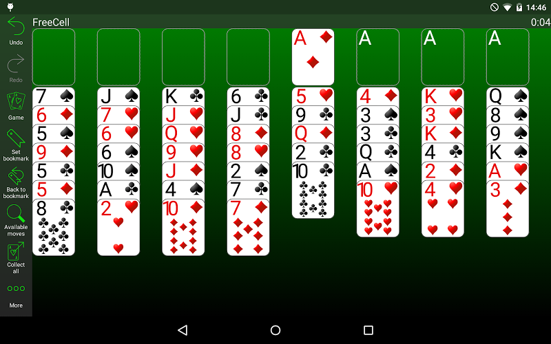 250+ Solitaire Collection Screenshot 14