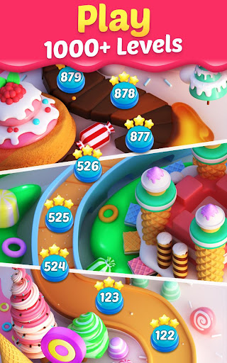 Cake Smash Mania - Swap and Match 3 Puzzle Game apkmr screenshots 20
