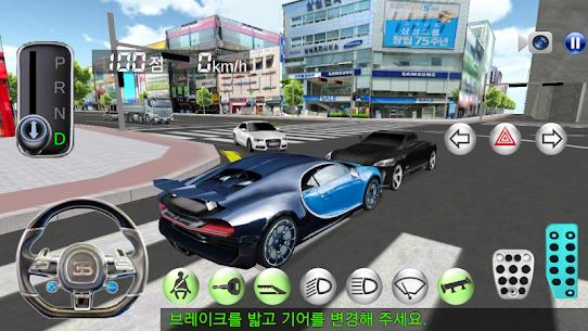 3D Driving Class 4