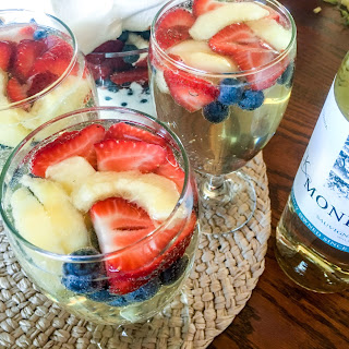 Red White and Berry Spritzer