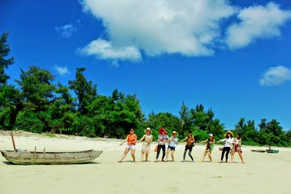 Cách đi du lịch Cô Tô cho các bạn trẻ thích trải nghiệm