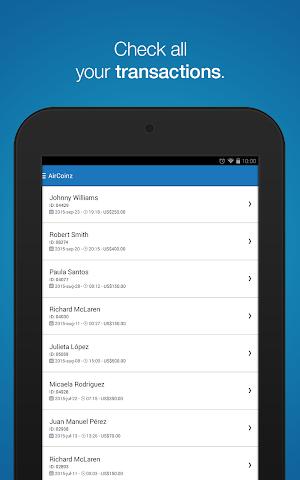 android AirCoinz Screenshot 11