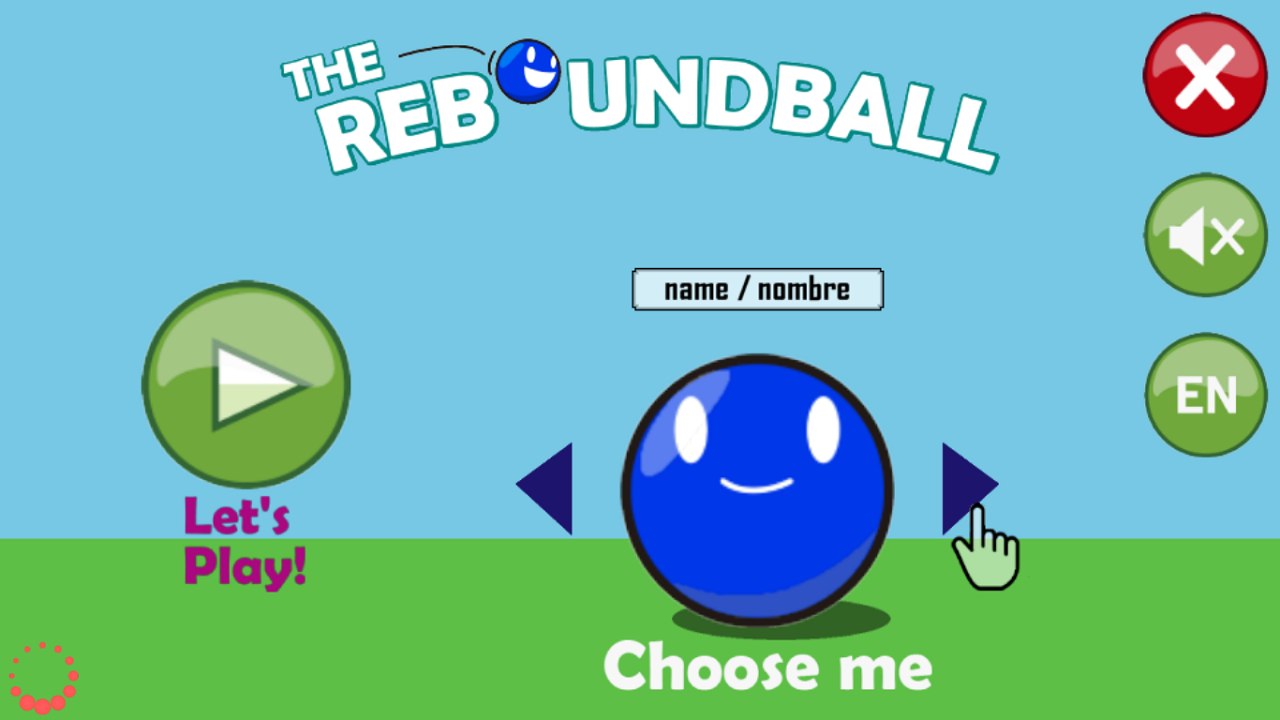The ReboundBall- screenshot