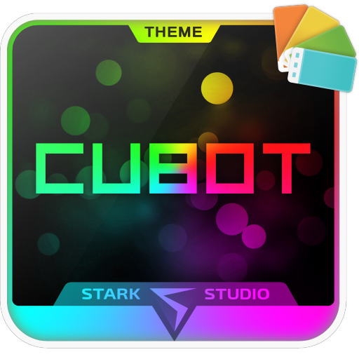 Theme Xp - CUBOT MULTICOLOR