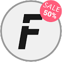 Faddy - Icon Pack icon