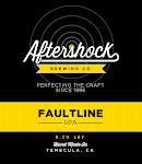 Aftershock Faultline