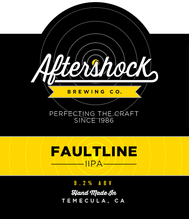 Logo of Aftershock Faultline