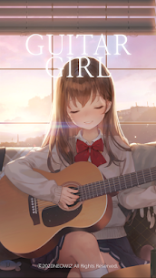 Guitar Girl: Relaxing Music Game Mod Apk (Full Unlocked 1