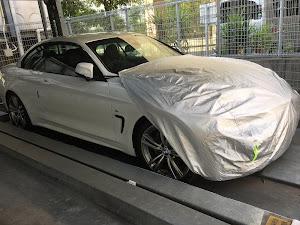 4シリーズ カブリオレ  のカスタム事例画像 BMWときなこさんの2020年06月10日22:15の投稿
