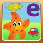 Aprendizaje de Inglés (niños) icon